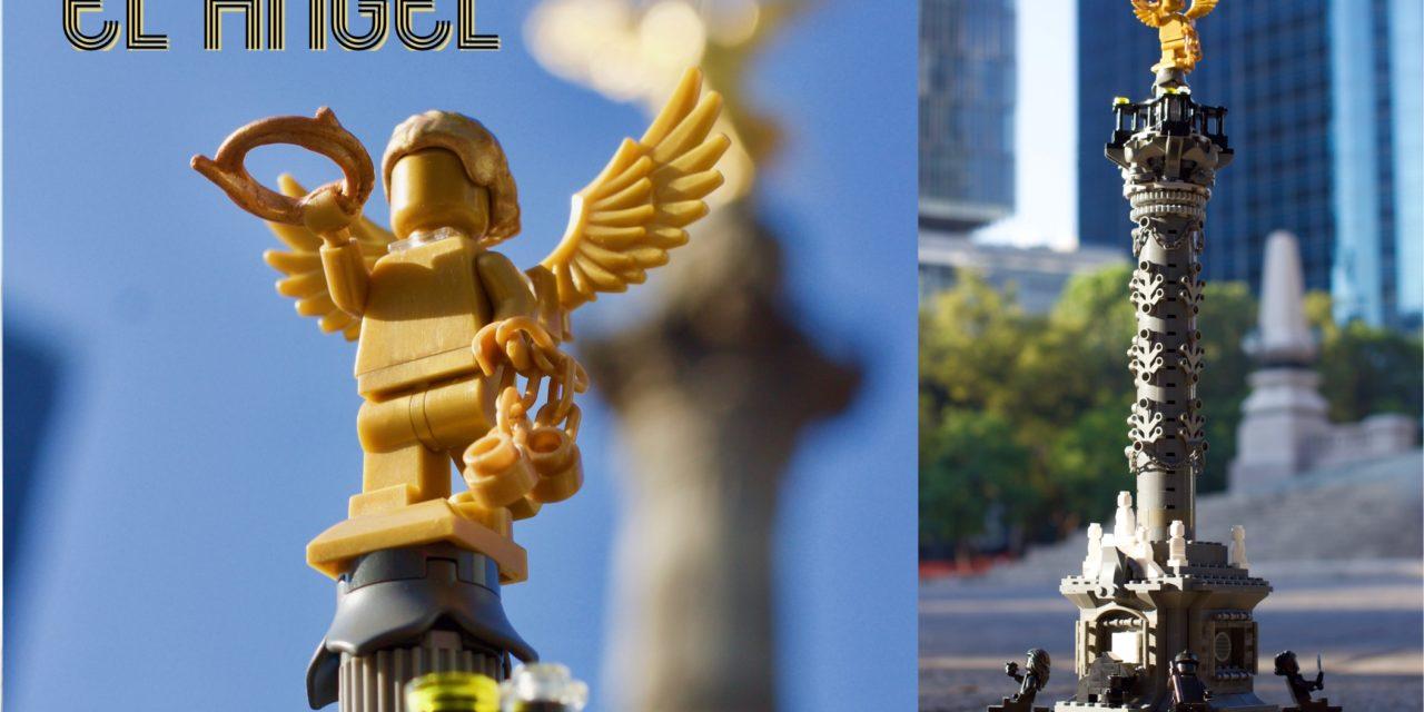 Ya puedes votar por El Ángel de la Independencia en LEGO Ideas