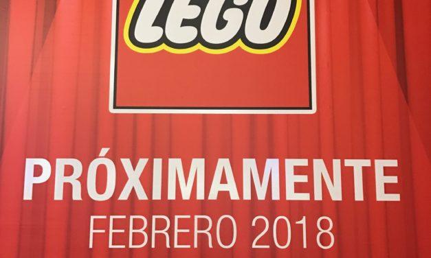 Primera tienda LEGO oficial llegará a México en Febrero