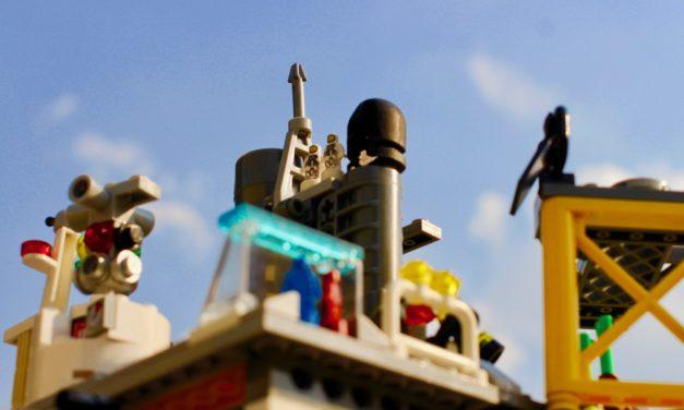 ¿Quieres lanzar un cohete LEGO al espacio? ¡Vota por nuestro micro set!