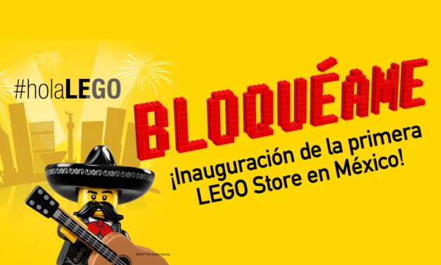 LEGO Store Mexico: Sets disponibles y precios